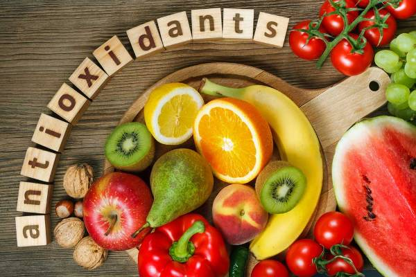 Antioxidant Rich Food Health Benefits